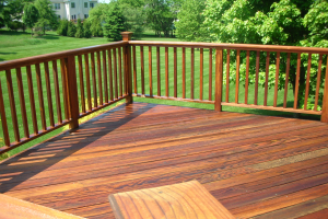 Deck Staining Chester County PA